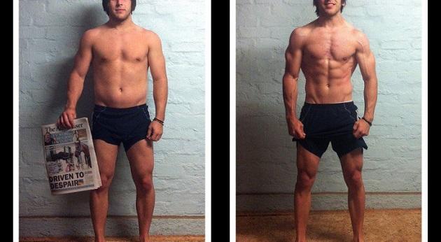 Comment gagner du muscle et brûler les graisses